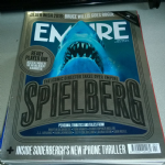 Empire Magazine April 2018 Jaws Spielberg Issue 347
